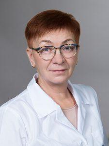 Заведующая Поликлиникой №1 Бажина Наталья Ивановна
