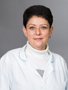 Заведующая Поликлиникой №3 Лузенина Лилия Геннадьевна